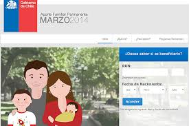 bono marzo chile 2016 gobierno habilita web para que chilenos sepan si recibirán el bono