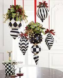 mackenzie childs jumbo ornament 125