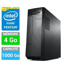 bureau complet prix ordinateur bureau pc de lenovo all in one 510 22 i3 6a gacn au