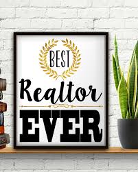 best realtor realtor gift gift for realtor realtor
