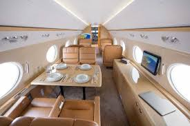 Aircraft Interior Design Expert Custom Interior Refurbishment Of Business Aircraft