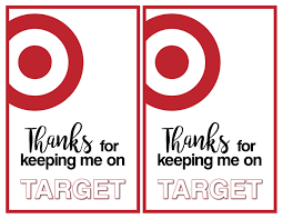 target thank you cards free printable paper trail design