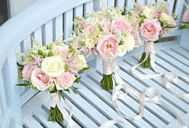Wedding Flowers London Blush Pink And White Avalanche Rose And Astilbe Bridal Bouquet