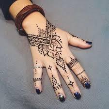 diy henna tattoo ideas u2013 designs and motifs for beginners