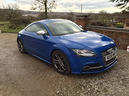 audi tts manual in sprint blue in burnage manchester gumtree
