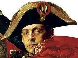 Sarkozy. Le petit Napoleón