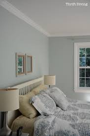 Bedroom Crown Molding How To Put Up Crown Molding Like A Novice Thrift Diving Blog