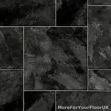 Black Tile Effect Laminate Flooring Random Tile Effect Laminate Flooring Wood Floors