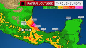 Merida Mexico Map by Hurricane Katia Brings Threats Of Heavy Rain For Eastern Mexico