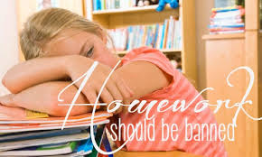 Persasive speech EP    Homework should be banned             YouTube Should homework be banned from schools