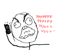 Telephone Meme - rage meme style angry man on phone drawing by trifsfdsuuuuurrgg