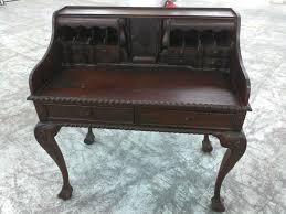 Gumtree Reception Desk Antique Library Desk Writers Desk Grand Reception Desk Desks