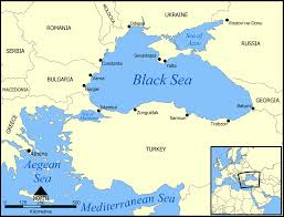 Map Of Southern Europe by Download Map Of Seas In Europe Major Tourist Attractions Maps