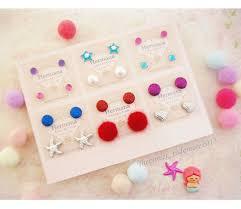 plastic earrings 765 best kids earrings images on earrings