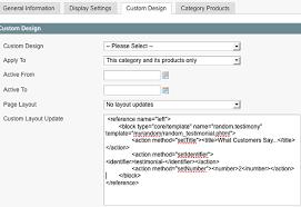magento layout xml tutorial random testimonials in magento using cms blocks part 1 tutorials
