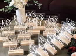acrylic table numbers wedding acrylic table numbers perspex table numbers table numbers