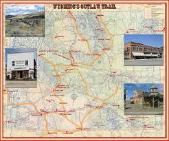 Wyoming Topo Map Art Exhibit Wyoming U0027s Outlaw Trail U003e June 16 U2013 July 30 2016