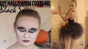 Black Swan Costume Halloween Diy Black Swan Halloween Costume