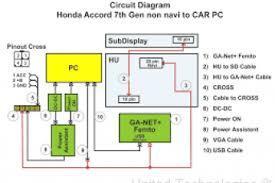 honda accord stereo wiring diagram wiring diagram
