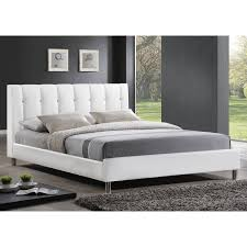 headboards size bed 28 images king size topaz platform bed and headboards size bed baxton studio vino modern upholstered size bed