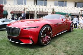 maybach sports car 2016 mercedes maybach vision 6 review top speed