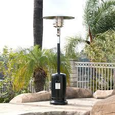 propane heaters patio stand up propane heater new outdoor patio heater propane standing