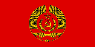 Soviet Russian Flag Flag Of The Premier Of The New Ussr Simplified By Redrich1917 On
