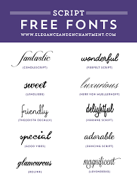 free fonts for wedding invitations free script fonts