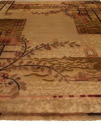 vintage french art deco rug bb5427 by doris leslie blau