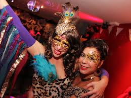 face painting jungle theme fancy dress party the moon club