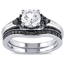 black diamond wedding set black diamond wedding sets rings black diamond wedding ring sets