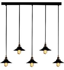 Rustic Pool Table Lights by Rustic Hanging Lamp New And Restoration Hardware Pool Table