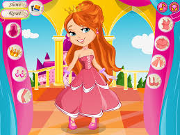 princess bedroom dress up games princess room decoration