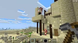Minecraft  Pocket Edition skjermdump Google Play
