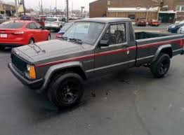 1986 jeep comanche lifted used jeep comanche for sale from 1 800 to 8 900