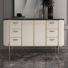kitchen cabinet marble top 63 white sideboard buffet faux marble top kitchen cabinet