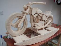Free Wood Toy Plans Patterns by Rocking Horse Motorcycle Plans Modelli Di Motocicli Pinterest