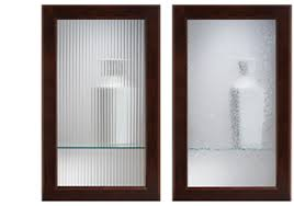 Glass For Kitchen Cabinets Inserts Decorative Glass Panels For Cabinets In Your Kitchen With