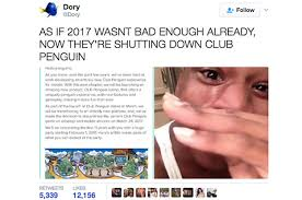 club penguin is shutting down its desktop version and people are shook