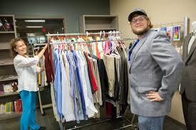 career clothes closet dress for success