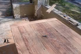 Old Pine Furniture Reclaimed Heart Pine Farmhouse Table U2013 Diy U2013 Part 2 U2013 Glue Up And