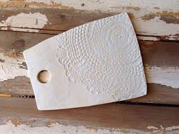 ceramic cheese board handmade ceramic cheese board serving plate by 12thandolivepottery