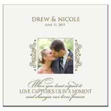 personalized wedding albums book personalized wedding anniversary gifts photo album book with