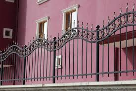 the security benefits of ornamental fencing hercules custom iron