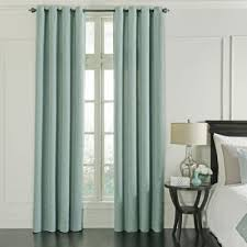 Dark Teal Curtain Panels Buy 108 Inch Window Curtain Panel In Blue From Bed Bath U0026 Beyond