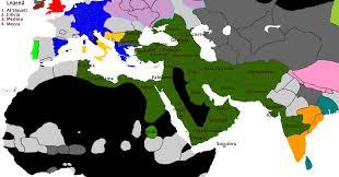 Mecca On Map Dme Principia Moderni Ii Map Game Alternative History Fandom