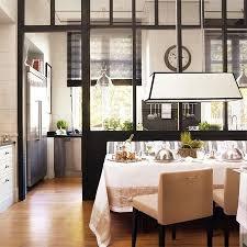 Open Kitchen Dining Room Best 25 Semi Open Kitchen Interior Ideas On Pinterest Semi Open