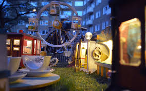 there u0027s a tiny amusement park for mice in sweden travel leisure