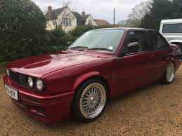 modified bmw 3 series used bmw e30 3 series 82 94 cars for sale with pistonheads