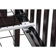 Dexbaby Safe Sleeper Convertible Crib Bed Rail Babygiftsoutlet Dexbaby Safe Sleeper Convertible Crib Bed Rail
